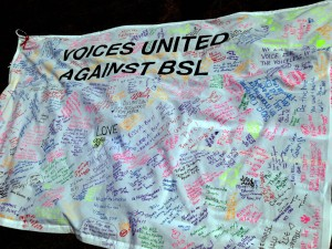 united voices against bsl